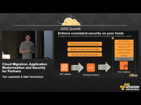 Cloud Migration, Application Modernization and Security for Partners