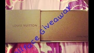 Louis Vuitton Giveaway!!! Thumbnail