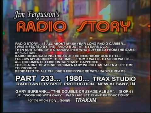 JIM FERGUSSON COMEDY - GARY BURBANK!!! - GARY'S DETERMINATION - FERGUSSON/TRAX - RS 880NEW