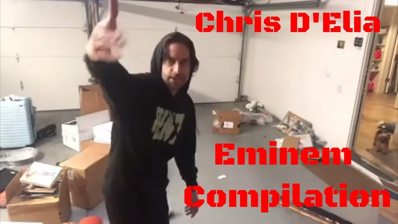 Chris D'Elia - Eminem Compilation