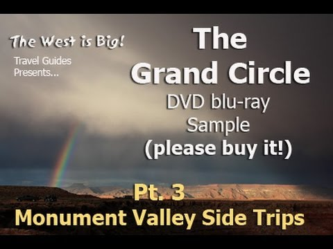 Monument Valley Side Trips travel guide