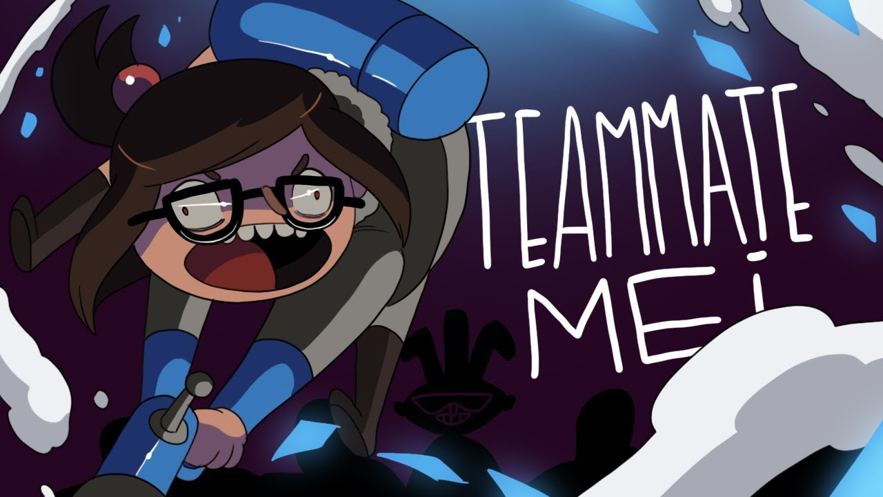 TEAMMATE MEI (OVERWATCH ANIMATION)