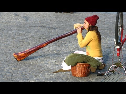 "WEIRDEST Musical ""Instruments"" Played By Street Performers Musicians 