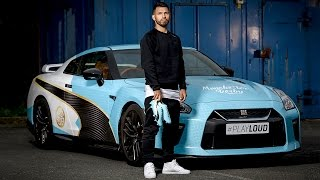 PUMA evoSPEED Car by Sergio Agüero for Manchester City