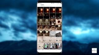 Samsung Galaxy S8 - робота з інтерфейсом