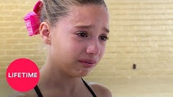 Dance Moms: Mackenzie Doesn't Want to Disappoint Abby (Season 5 Flashback) | Lifetime