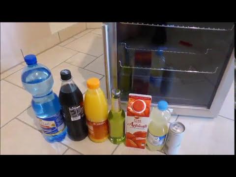 Minibar Kühlschrank Klarstein : Klarstein beersafe l minibar getränkekühlschrank 50 liter