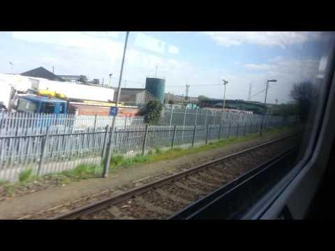 Abbeywood to Dartford by train       5th April 2017