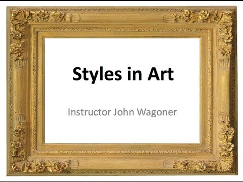 Art 206: Styles in Art
