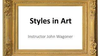 Art 206: Styles in Art