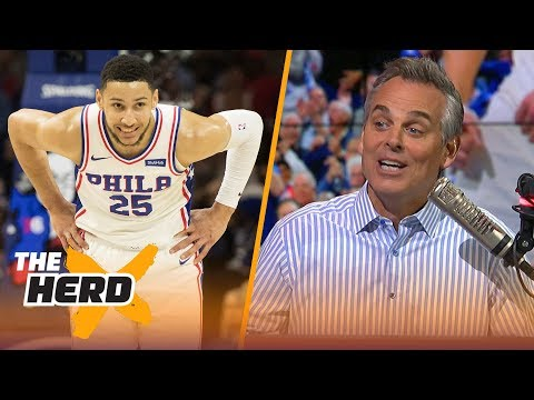 Colin Cowherd on how 76ers showed the NBA doesn't need LeBron, Talks Boston and Westbrook   THE HERD