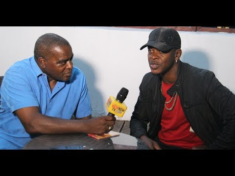 Reggae Chat with Daddy Ernie, chat's  to Mr Vegas