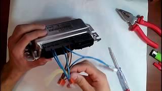 Сборка кабеля для прошивки БЕЗ ДОРАБОТКИ BOSCH 7.9.7+/Январь 7.2.