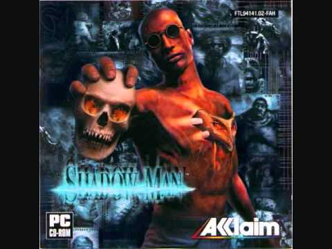 Shadow Man Soundtrack - Asylum: Cathedral of Pain