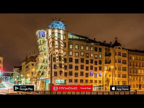 Maison Dansante – Présentation – Prague – Audioguide – MyWoWo Travel App
