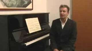 Jean-Yves Thibaudet On His Childhood Days