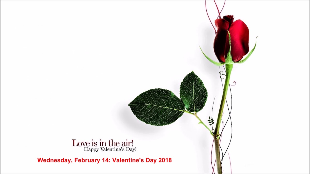 Happy Valentine's Day 2018! - How did it begin and what is the history behind it?
