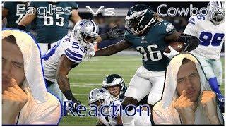 Eagles vs. Cowboys   NFL Week 11 Game Highlights   Reaction   Nfl Team Highlights