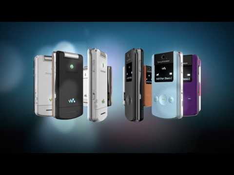 SONY ERICSSON W508 MOBILE CELL PHONE PROMO COMMERCIAL ADVERTISEMENT AD DEMO