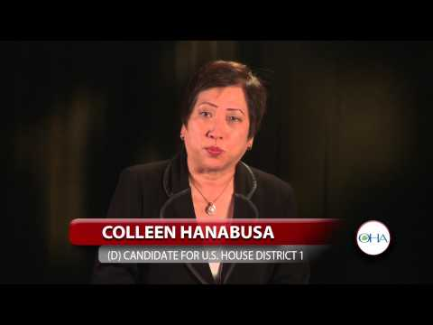 OHA Q&A with the Candidates 2012 - Colleen Hanabusa