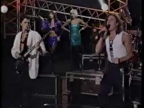Duran Duran Girls On Film 1989 Arsenio Show