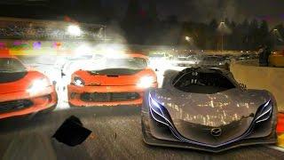 Обзор автогонок в GRID Autosport (2014) Black Edition