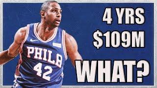 Al Horford to the 76ers Makes No Sense