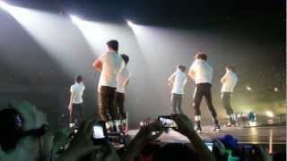 [FANCAM] EVEN IF YOU LEAVE ME - 2PM LIVE TOUR IN MANILA
