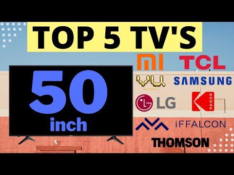 TOP 5 BUDGET SMART TV's 🇮🇳 MAY 2020 🔥🔥 COMPARISON BETWEEN 10 BRANDS ⚡⚡