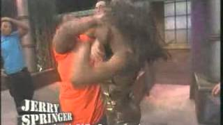 Attack Of The Tranny Cousins (The Jerry Springer Show)