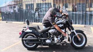 Pre-Owned 2010 Harley-Davidson Fat Boy Lo