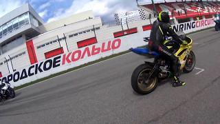 Гонка второго этапа Xbikes Sport-600 трек Nring 2017