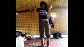 رقص سعودي وهاابي خنيي�...