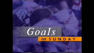 Goals on Sunday - Yorkshire Television (1990-1991) Grimsby Town