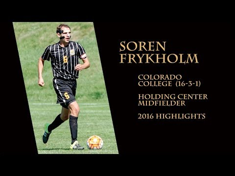 Soren Frykholm 2016 Highlights