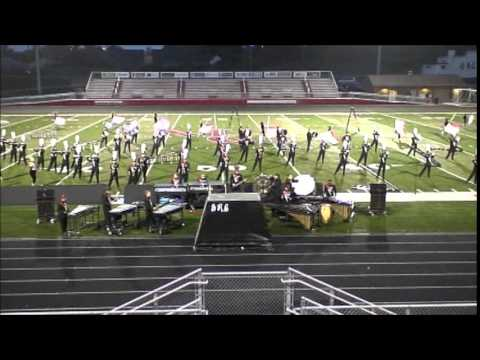 George Rogers Clark - Finals Performance at the Madison Central Tournament of Bands