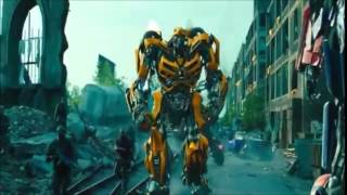 Bumblebee Transformations (All Four Movies)