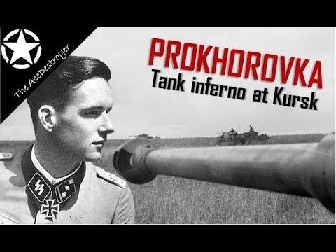 Kursk - The battle of Prokhorovka through the eyes of Panzer Ace Rudolf von Ribbentrop