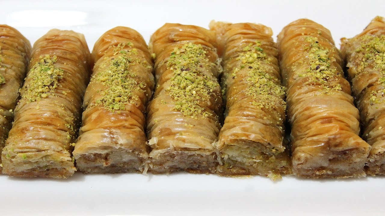 Youtube Lebanese Desserts Pastry Food