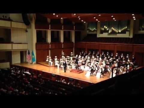 JFK Center, Kazakhstan's Performing Arts