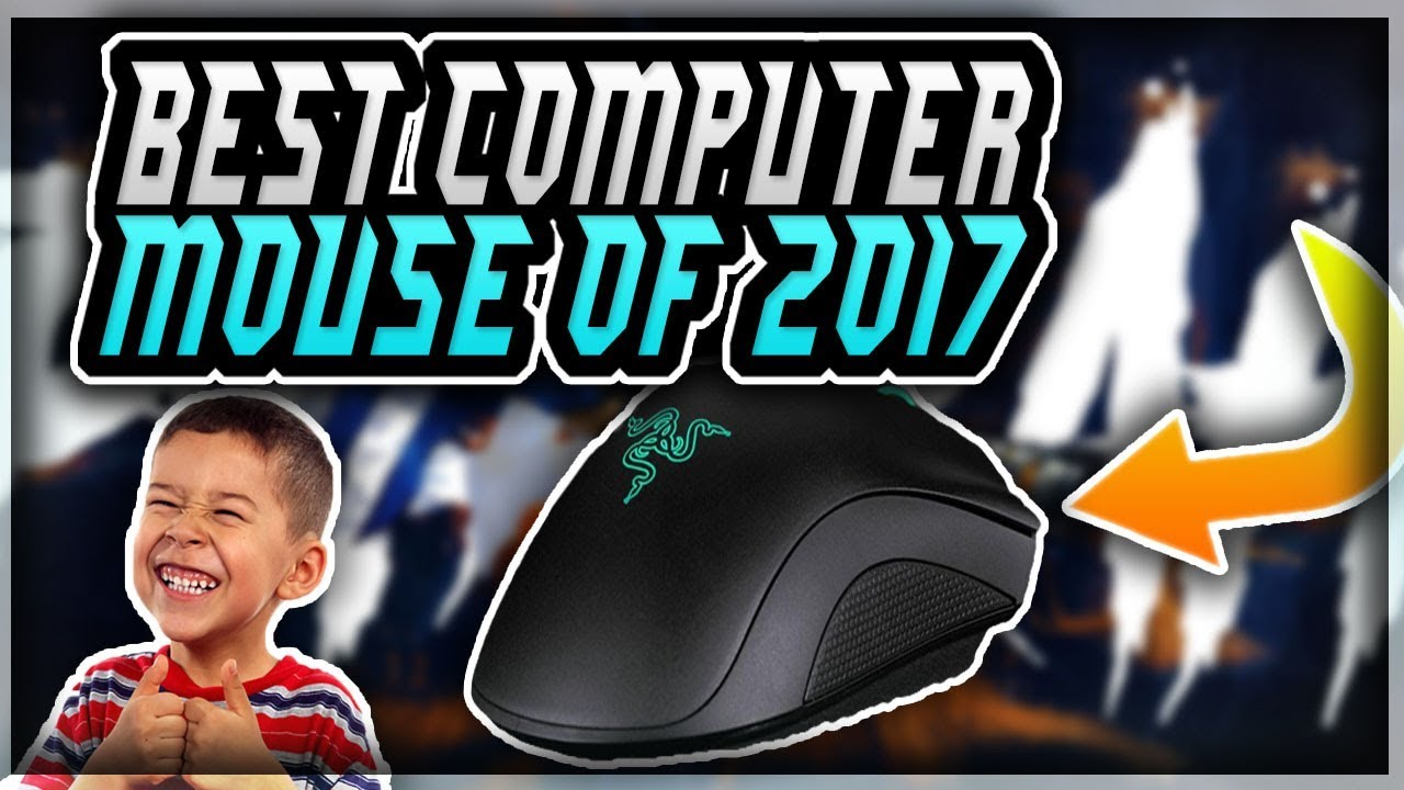 best mouse the 10 best computer mice of 2017 youtube. Black Bedroom Furniture Sets. Home Design Ideas