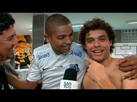 Santos 1 x 0 Vasco | BASTIDORES | Brasileirão (12/08/15)