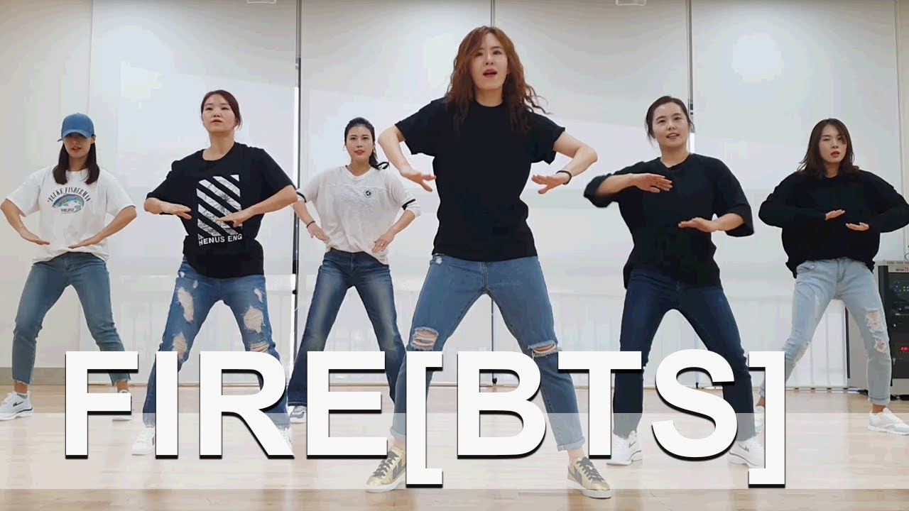 FIRE. BTS. 불타오르네. Dance Workout. Choreo by Sunny & BTS Cover. SunnyFunnyFitness. Diet Dance. 홈트.