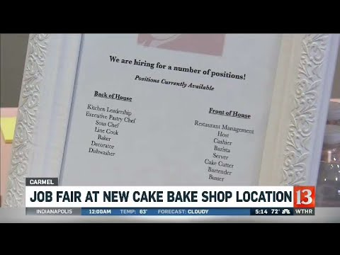 Bakery Job Fair