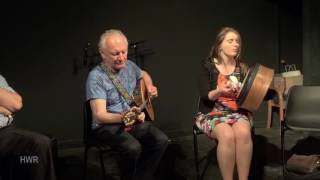 Teacher's recital: Aimee Farrell Courtney with Dónal Lunny (2), Craiceann Bodhrán Festival 2016