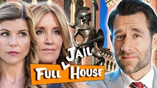 Aunt Becky's College Admission Scandal (Wait, It's RICO?) - Real Law Review ft. Akilah Obviously