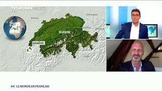 Suisse: les excuses de Pierre Maudet suite à son voyage à Abu Dhabi