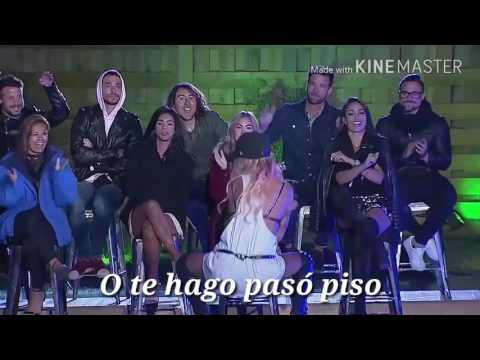 Dama Con Calle | Angie Jibaja | (video + letra)