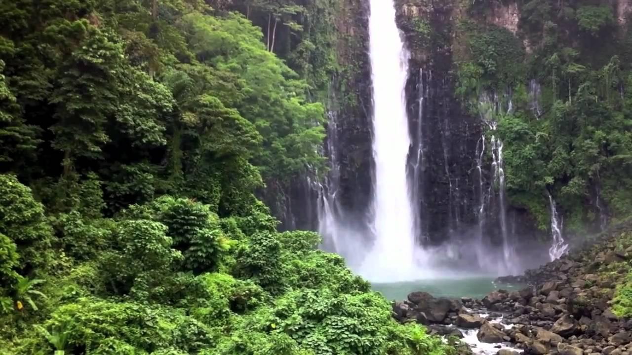 2010-12-30 Maria Cristina Falls, Iligan City - YouTube