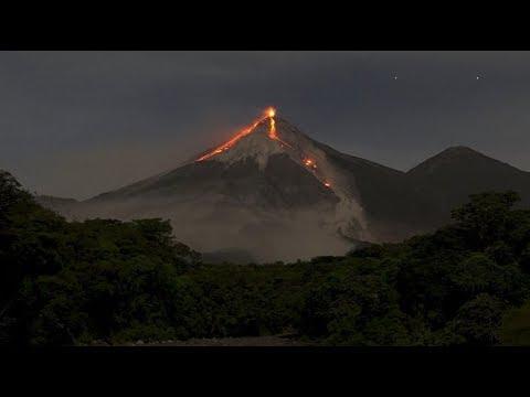 GSM Update 10/14/18 - October Snowstorm - Fuego Erupts - Ebola Spreads - Hondurans Migrate